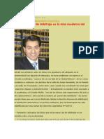 Entrevista Soto Coaguila