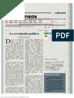 La Jornada_ La Revolución Política