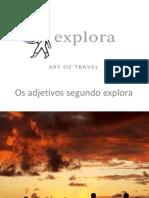 Ppt Descrpción de Lugares y Personas (Explora)