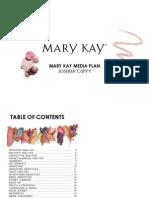 master copy mary kay media plan