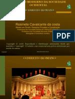Aula10 a Roma Classica o Direito Romano