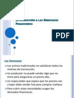Clase 8 Introducción a Los Derivados Financieros