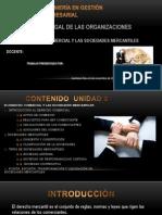 Derecho Comercial y Las Sociedades Mercantiles