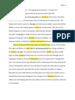 poisonwood bible - rewrite