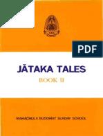 Jataka Tales Book II