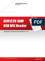 NFC Reader ACR122U API Guide