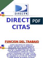 CITAS DIRECTV