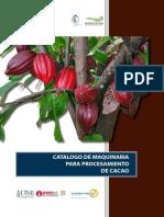 Maquinaria Para Cacao