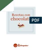 1recetario Chocolate