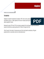 Press Dossier English - TelePizza
