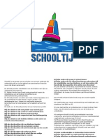 bovenschoolse schoolgids Stichting Schooltij 2009-2010