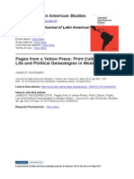 WOODARD, J. Brazil e o Jornal O Combate 1930