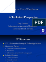 A Data Warehouse Technical Architecture_v3.0