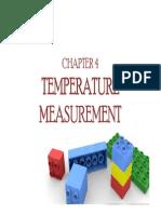 Chapter 4 Temperature Measurement