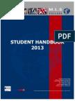 2B3 Student Handbook 2013