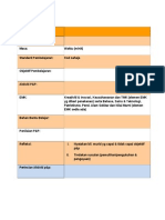 Format RPH