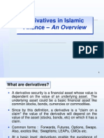 Derivatives in Islamic Finance