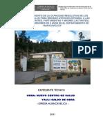C.S. Yauli PDF Completo
