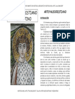 Arte Paleo Cristiano y Biz Anti No