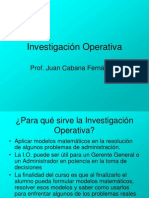 Diapositivas Clases Investigación Operativa COMPLETO CAMBIADO