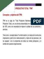 Mantenimiento Productivo TPM 333