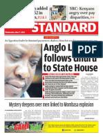 The Standard 07.05.2014