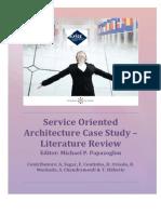 SOA Case Study Literature Review