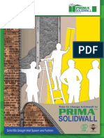 PRIMA Solidwall