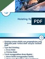 Materi 04 Hoisting System