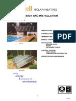 Suncell Solar Heating
