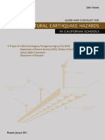 7.28.11Revised Nonstructural EQ Hazards for Schools 2011