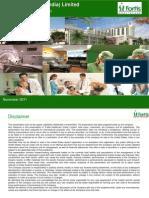 Fortis Analyst Presentation Final