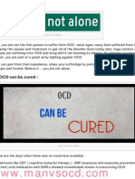 How to get motivated when going gets tough with OCD