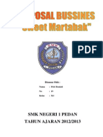 Sweet Martabak