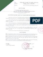 QD Quy Dinh Tam Thoi Chung Chi Chung Nhan NN Cua DV Va DR