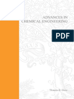 Advances in Chemical Engineering Vol 11, Volume 11 {Thadvane in chemicalomas b. Drew} [9780120085118] (Academic Press - 1981)