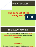 The Concept Malay World