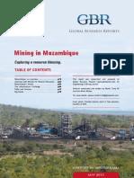 Mining Mozambique 2013