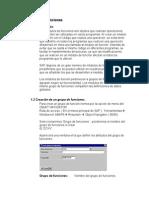 5 Módulos de Funciones y Memoria SAP