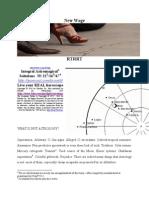New Wage Astrology - Academic Zodiac RTRRT