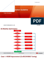 Mobility Optimization Guideline