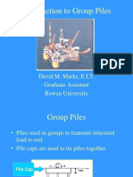 Introduction to Group Piles