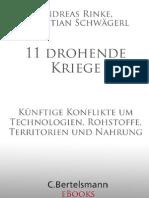 11 Drohende Kriege - Kunftige K - C. Bertelsmann