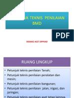 Petunjuk Teknis Penilaian Bmd