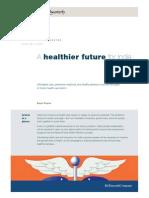 A Healthier Future for India