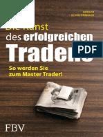Die Kunst Des Erfolgreichen Tra - FinanzBuch Verlag