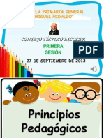 Principio s Pedagogic Os 2
