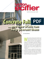 Concrete Failures