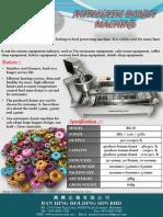 Donut Machine (BG-D)