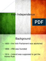 Irish Independence.ppt